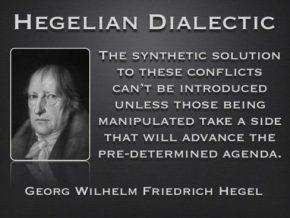 The Hegelian Dialectic