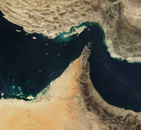 Armada Of International Naval Power Massing In The Gulf As Israel Prepares An Iran Strike