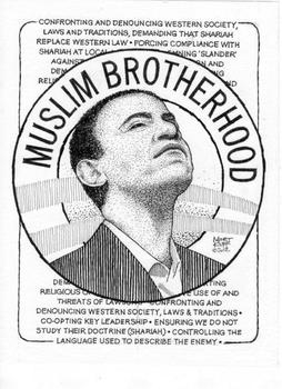 Barack Hussein Obama And The Muslim Brotherhood