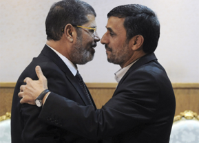 Ahmadinejad And Morsi Lay Out The Islamic Agenda