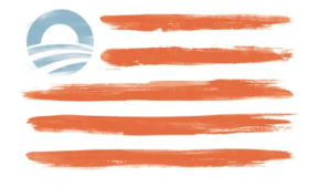 Obama Mutilates American Flag: It Oughta BeIllegal