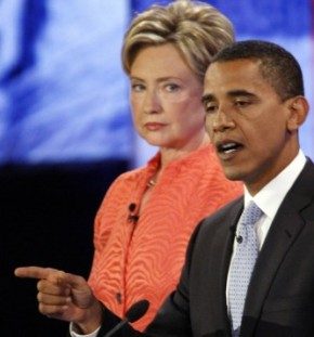 Libya Fallout Gives Rise to Obama-Clinton Feud