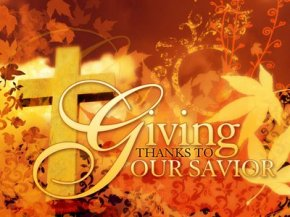 Thanksgiving To God The Author Of Our Liberty! (Video)