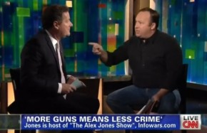 Alex Jones Destroys Piers Morgan On Gun Control