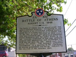 The Battle of Athens Tennessee!