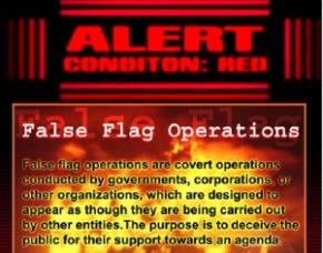 Warning: Another False FlagComing!