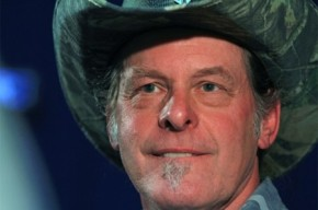 Ted Nugent to Piers Morgan on His 'Obsession' With Guns: 'Will You Leave Us The Hell Alone?