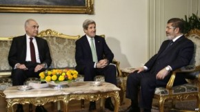 Kerry: US To Release Millions In Aid To Egypt