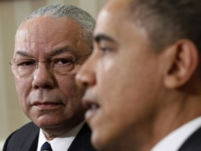 Colin Powell Who Indorsed Obama Outed As A Friend Of Farrakhan (Photographic Proof)