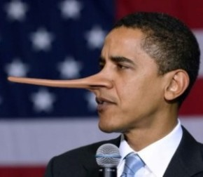 Why Obama Lies