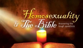 Homosexuality And TheBible