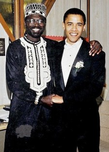 Obama's Brother Joins Hamas, Says 'Jerusalem Is Ours; We AreComing'