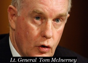 Lt. General McInerney Confirms Muslim Brotherhood Inside White House