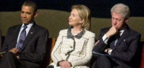 Obama, Clintons Accused In Egypt Of Aiding Terrorists