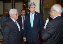 Kerry: 'Determined' To Reach Mideast Peace Deal