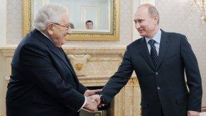 Henry Kissinger Ordered the Alaskan Islands Giveaway Secretly in1977