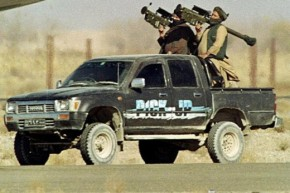 How The Taliban Got Their Hands On Modern USMissiles