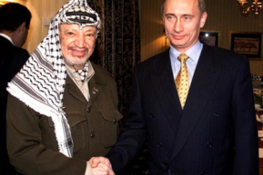 Soviet Russia: Creators Of The PLO And The Palestinian People